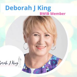 Deborah J King - My Menopause Support