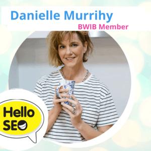Danielle Phillips - Hello SEO