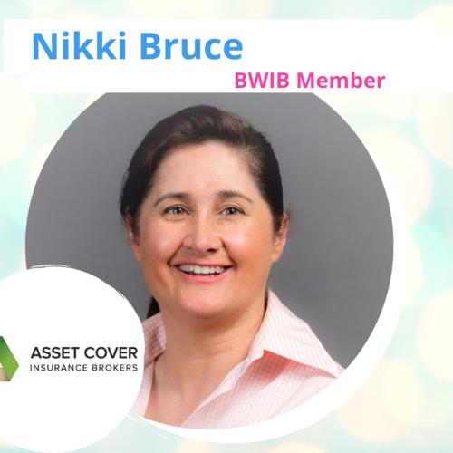 Nikki Bruce - Asset Cover