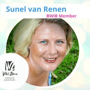 Sunel van Renen - Wild Zebra