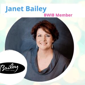 Janet Bailey - Bailey Retail Design