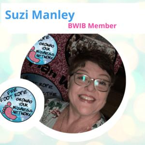 Suzi Manley - Five Foot Rope